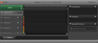 Saleae Logic Beta 1.2.10