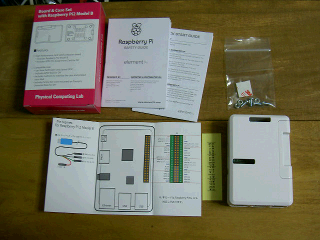 Raspberry Pi 2 Model B/element14製ケース付きセット